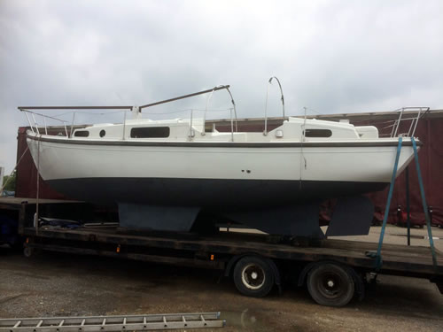 Sell Your Project Boat - Yacht