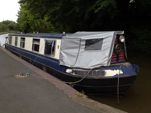 Sell Your Project Boat - Narrowboat