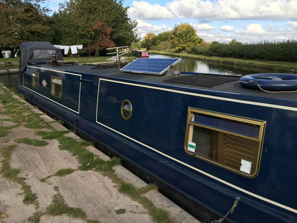 Scrap a Narrowboat
