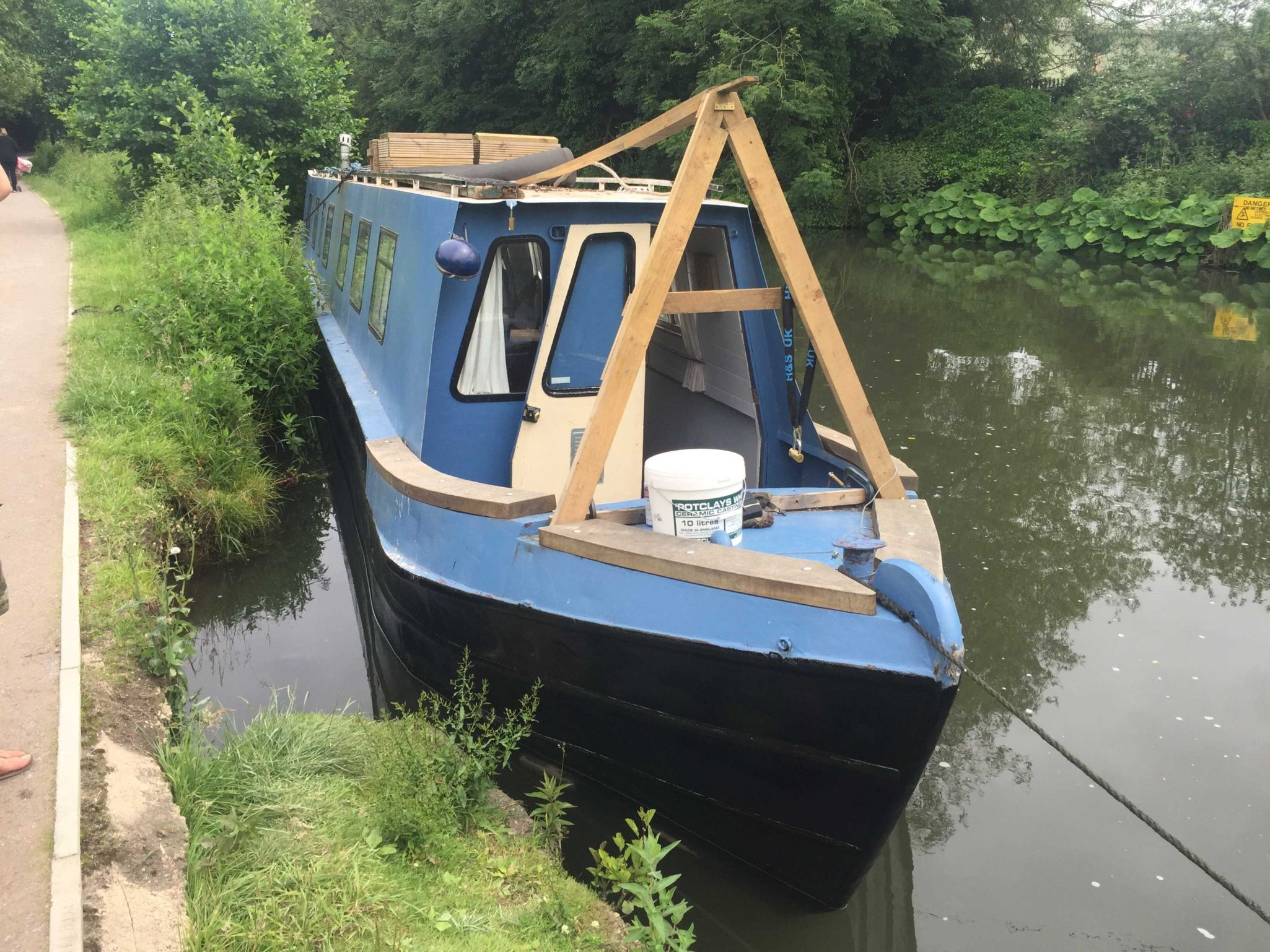 Boatbreakers News - Boatbreakers Project Boats For Sale