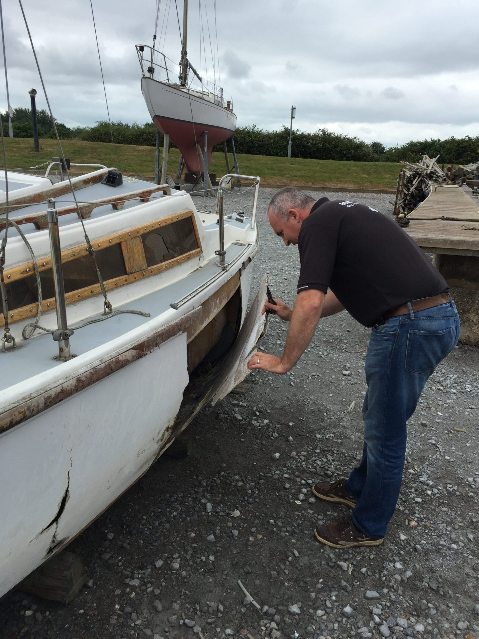 Boatbreakers News - Boatbreakers Information