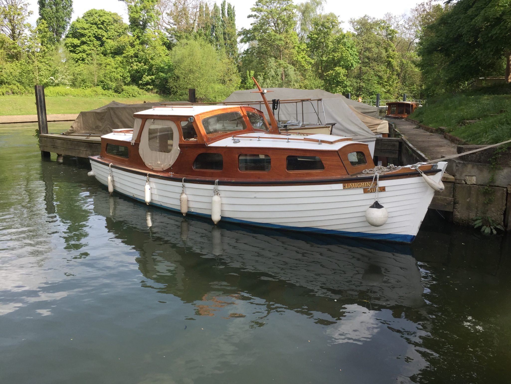 Boatbreakers News - Classic Wooden Boat Scrapped