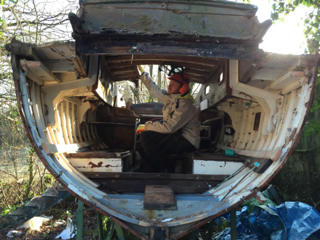 Dutch Boat Recycling Article