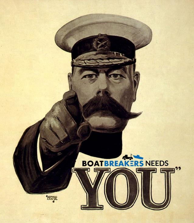 Boatbreakers News - Marine Blog Writers Wanted