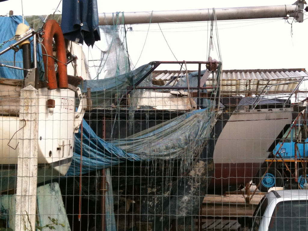 Boatbreakers News - Winter is Coming for Boatbreakers - Old Boats