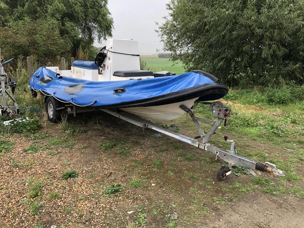 Essex Scrap Rib Removal