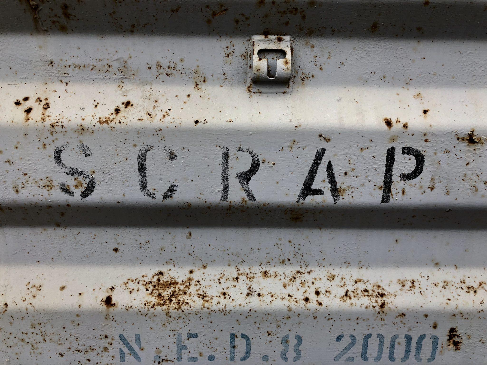 Boatbreakers Scrappage Scheme 2018