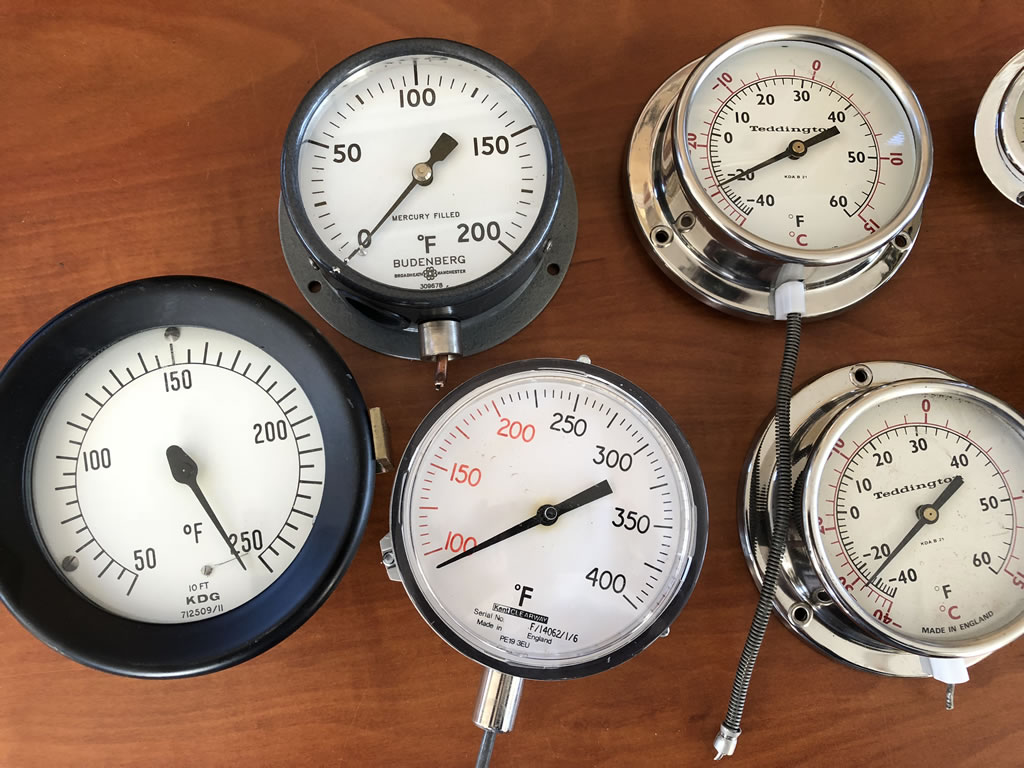 Boat Themed Props - Gauges for hire