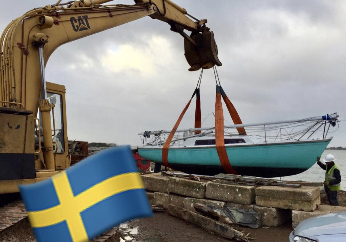 Swedish Boat Scrapping Scheme