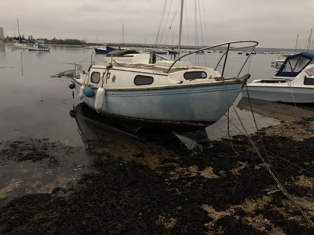 Abandoned Yacht Collection Saga -