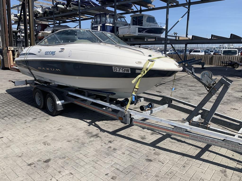 Latest August Boats 2019 - Maxum SC1900