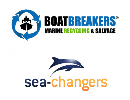 Boatbreakers Partner With Sea-Changers Charity
