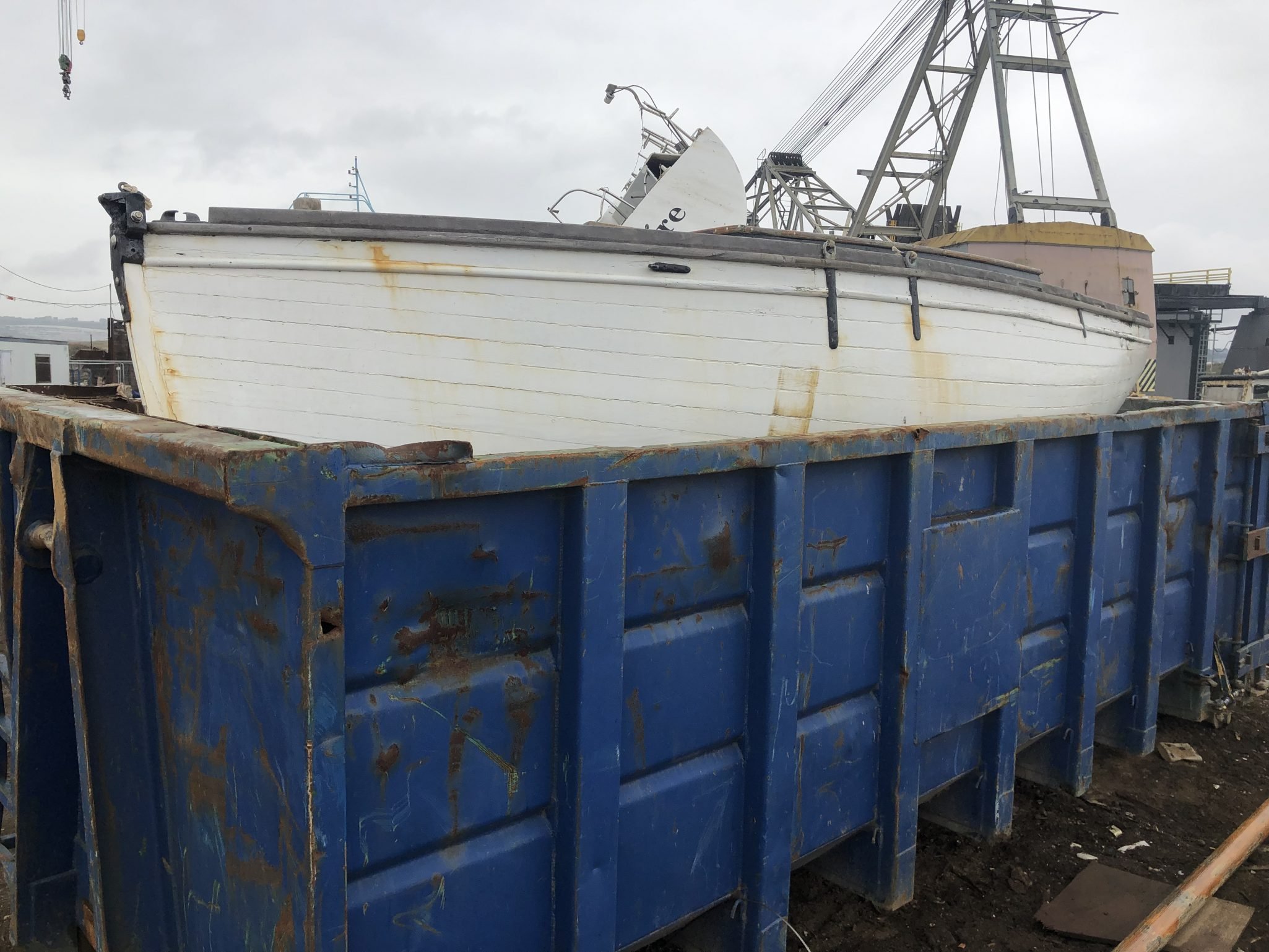 Looking to the Future of Boat Disposal