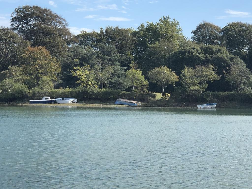 Dumped Derelict Boats