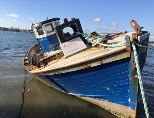 Example of Unsuccessful Boat Giveaway