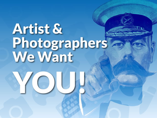Are you an Artist or Photographer? We would love to showcase some of your marine related art and pictures