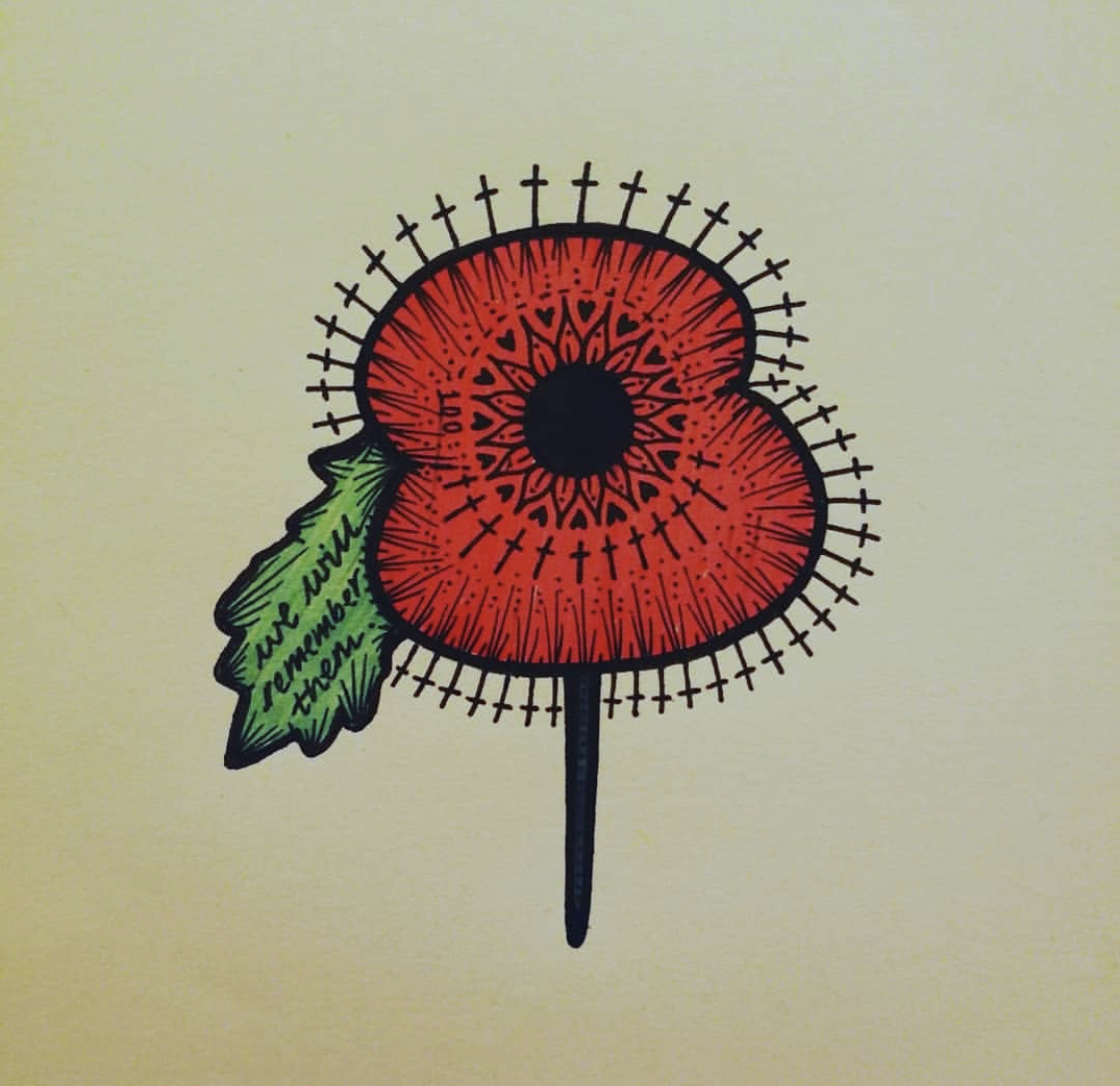 Sophie Bishop - Art Poppy