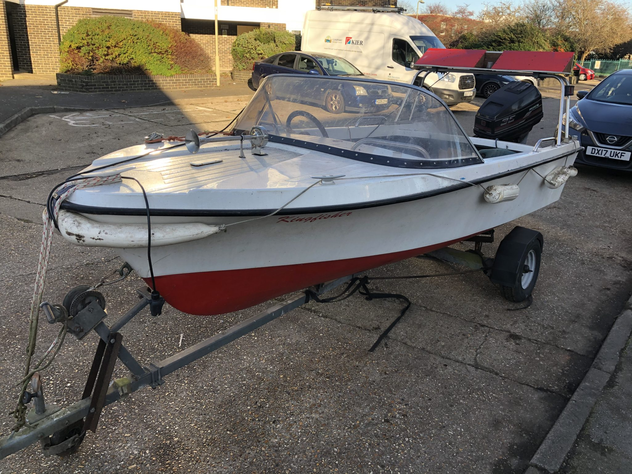 Staines Speedboat Collection