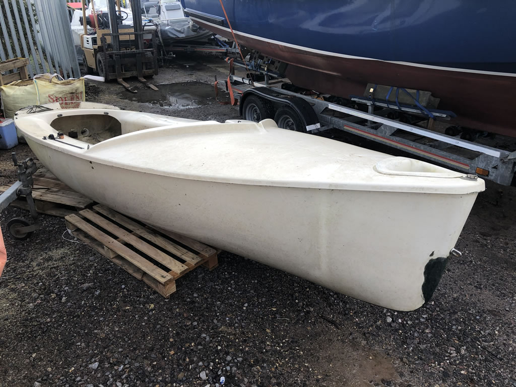 GRP Dinghy to be choped
