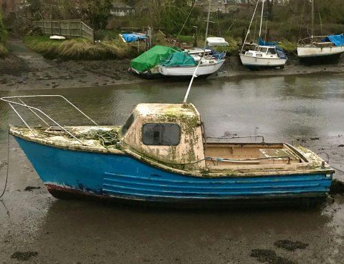 Boat Photography: Photography Showcase Chris Leighton