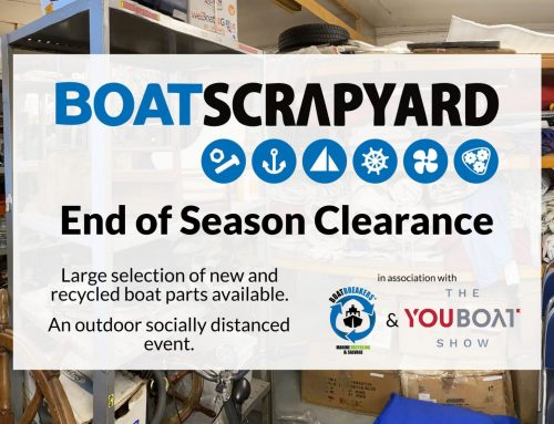 Boatbreakers at the YouBoat Show 2020