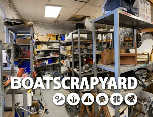 Buying Used Boat Parts in the UK