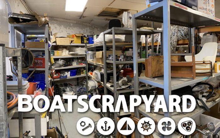 find bargin deals on used boat parts at boatscrapyard