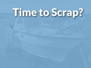 Reasons to Scrap - Time to Scrap