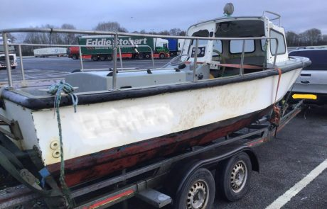 scotland fishing boat insurance write off