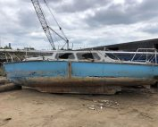 where do plastic boats go to die - cruising association article