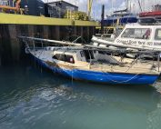Abandoned Yacht Disposal for Sailing Club