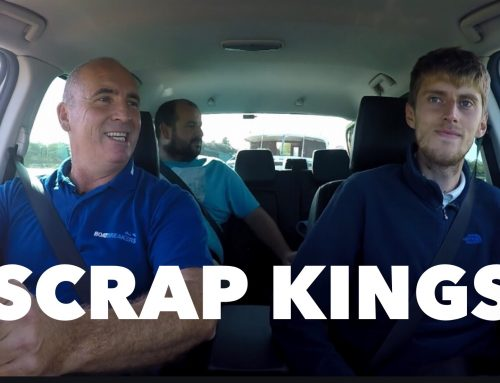 Scrap Kings Episodes Available on Discovery+ Streaming Service