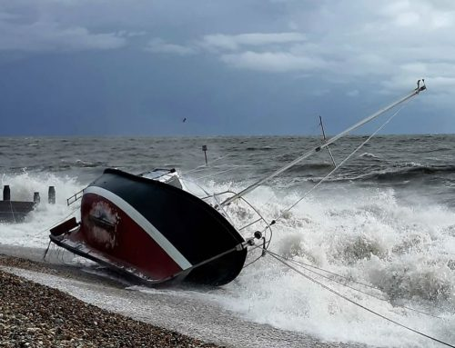 Pandemic Developments for End of Life Boat Disposal