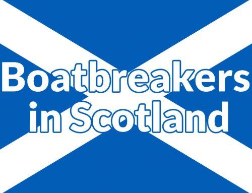 Boatbreakers in Scotland
